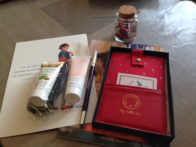 "[Fevrier 2015] My Little Box ""By Ines de la Fressange"" - Page 2 Unname18"