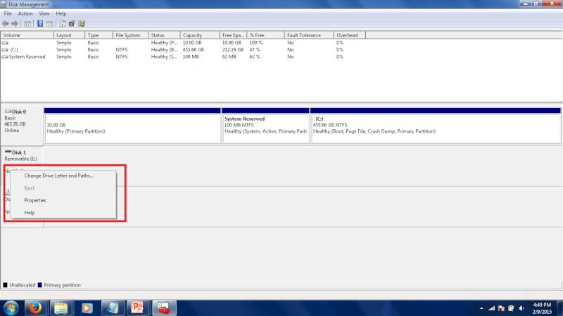 Problem with my usb flash drive. 12310