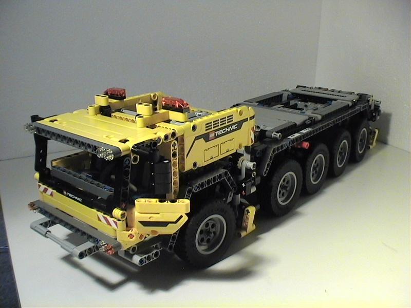 Mobiler Schwerlastkran Dvc03911