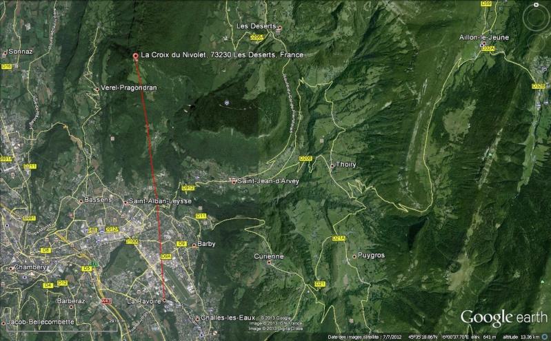 2013: le 27/07 à 23h30 - 00h - Ovni cylindrique avec hublots - Chambery, Savoie, Rhones alpes - Savoie (dép.73) Sam73010