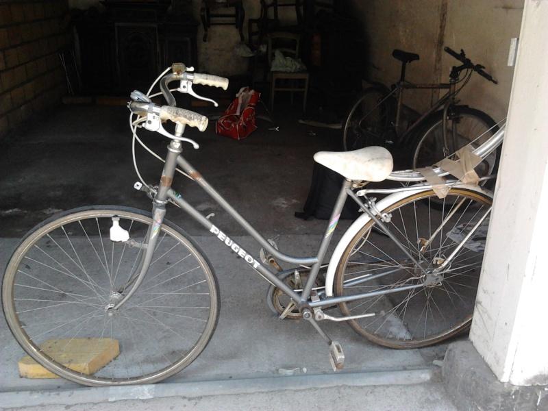 """Peugeot dame """"Orléans"""" 110"""