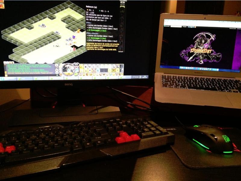 [Screen] Gaming Setup H8dkby10