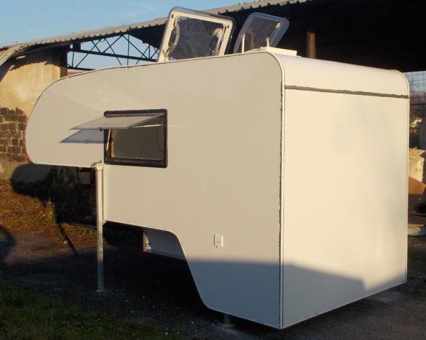 Eine Wohnkabine für meinen Pickup _2610