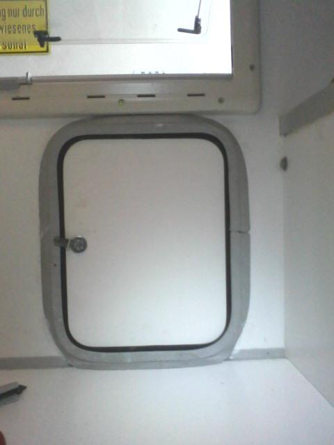 Eine Wohnkabine für meinen Pickup Foto0024