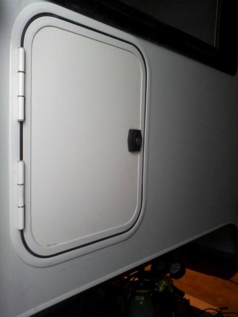 Eine Wohnkabine für meinen Pickup Foto0025