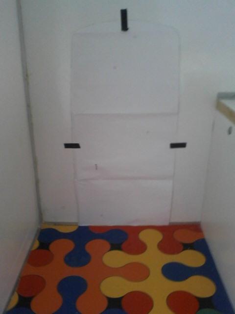 Eine Wohnkabine für meinen Pickup Foto0030