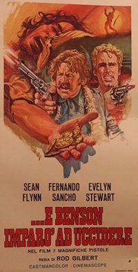 7 colts du tonnerre ( Sette magnifiche pistole ) –1966- Romolo GIROLAMI 10941510