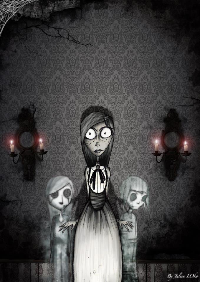 Une Histoire de Fantômes. 38044210