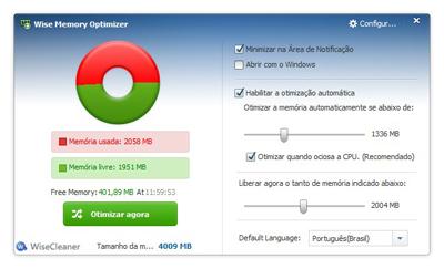 Exprime el MAXIMO RENDIMIENTO a tu RAM!, Memory Optimizer Wise! 37810110