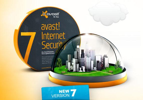 Licencia Avast! 7  Avast710