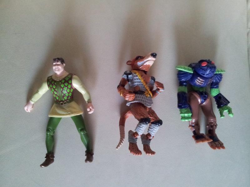 scambio action figures Bucky O'Hare e Reboot Irwin toys(rare in Italia), Stargate,Turtles, Trendmasters e Batman con Ghostbusters, Marvel e Jurassic Park 20120912
