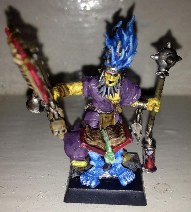 possessed - Beastley's WIP possessed warband Img_0917