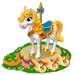 Cheval de Manège Carous11