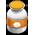 Poulaillers / Poulailler Coloré / Poulailler des Bleus / Poule Football / Poulailler Flocon de Neige => Oeuf Cream14
