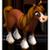 Cheval Irlandais Noir / Cheval Irlandais => Fer à Cheval Irishh10