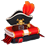 Perroquet Pirate Rouge / Perroquet Pirate  Pirate12