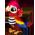 Perroquet Pirate Rouge / Perroquet Pirate => Plume de Perroquet Pirate Redpir12