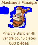 Machine à Vinaigre => Vinaigre Sans_291