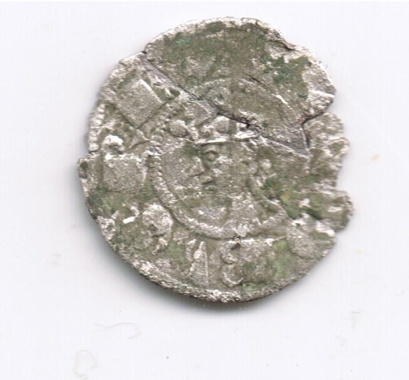 Denier de Valence , Jaime I (1238-1276) Royal_11