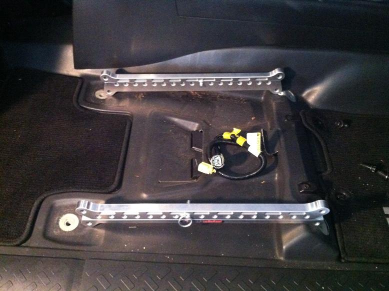Trail-Gear 2012 FJ Build - PRP Seats S711