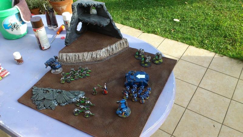 Projet : Table de jeu style Citadel faite maison ! Dsc_0016