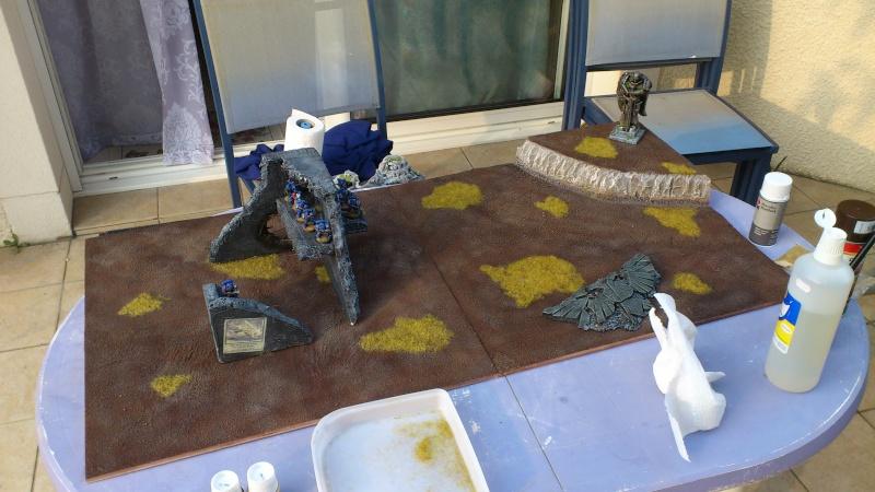 Projet : Table de jeu style Citadel faite maison ! Dsc_0023