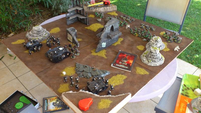 Projet : Table de jeu style Citadel faite maison ! Dsc_0029
