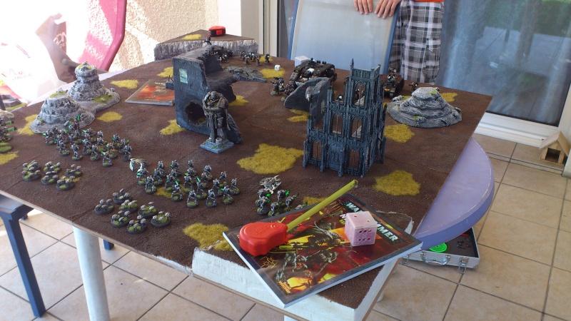Projet : Table de jeu style Citadel faite maison ! Dsc_0031