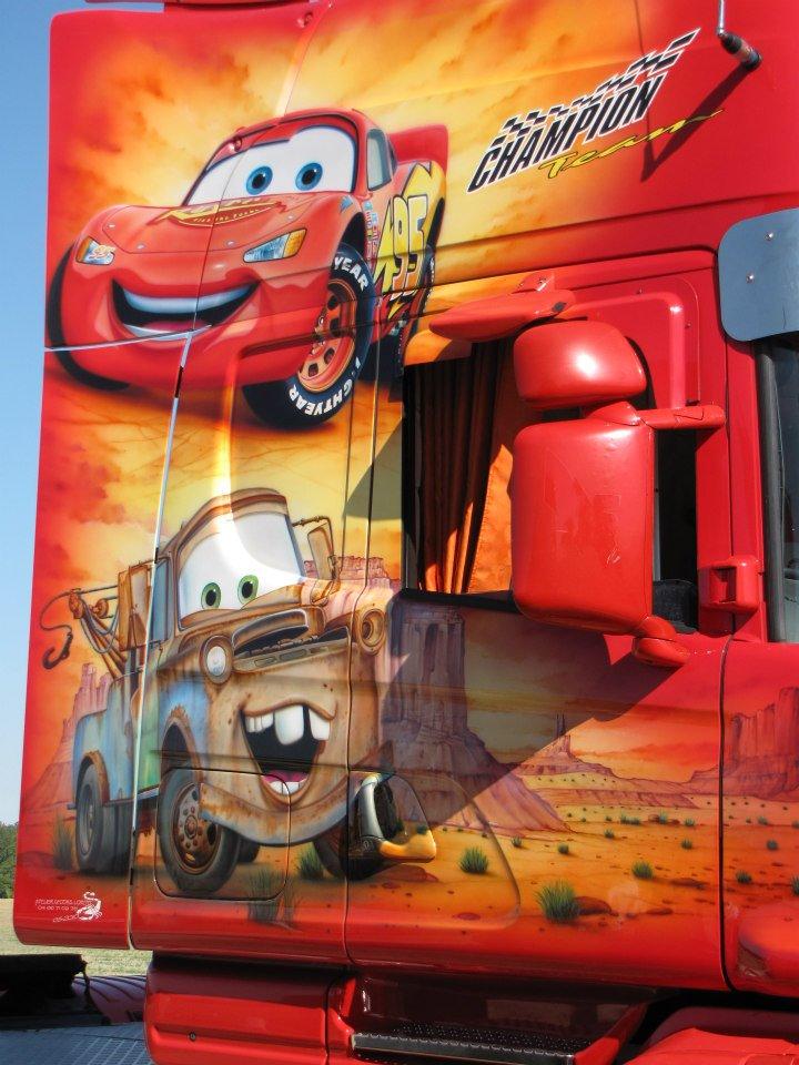 camions decorés  26295210