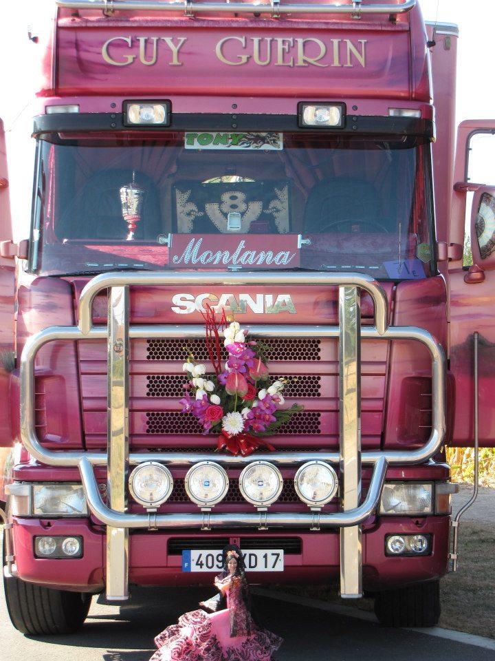 camions decorés  55654110
