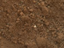 Bright Particle in Martian Soil 69841610
