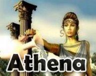Sobre os deuses da mitologia Athena10