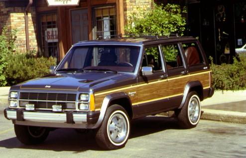cherokee Wagoneer 1988-j10