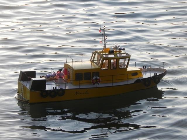 """privatisiertes"" Lotsenboot NICOLA - Seite 4 Dscn4410"