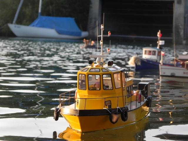 """privatisiertes"" Lotsenboot NICOLA - Seite 4 Dscn4412"