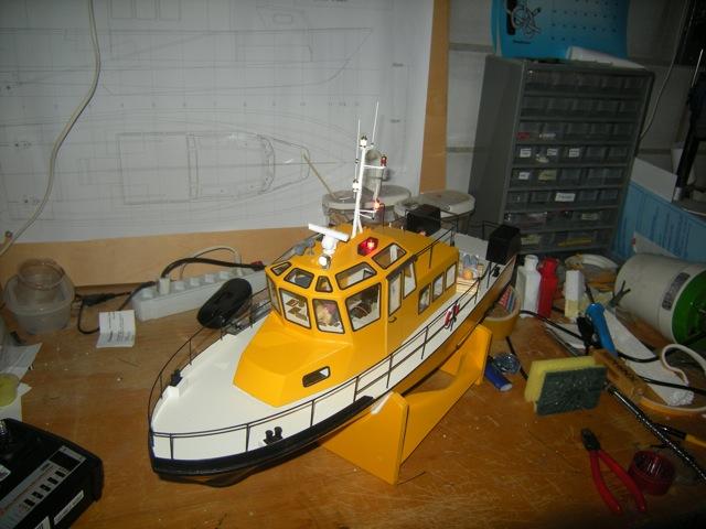 """privatisiertes"" Lotsenboot NICOLA - Seite 4 Dscn6011"