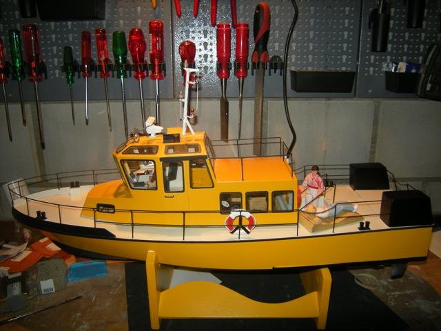 """privatisiertes"" Lotsenboot NICOLA - Seite 4 Dscn6013"