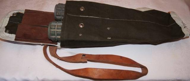 Iraqi POMZ Stick mines & carrying case  Pomz_m11