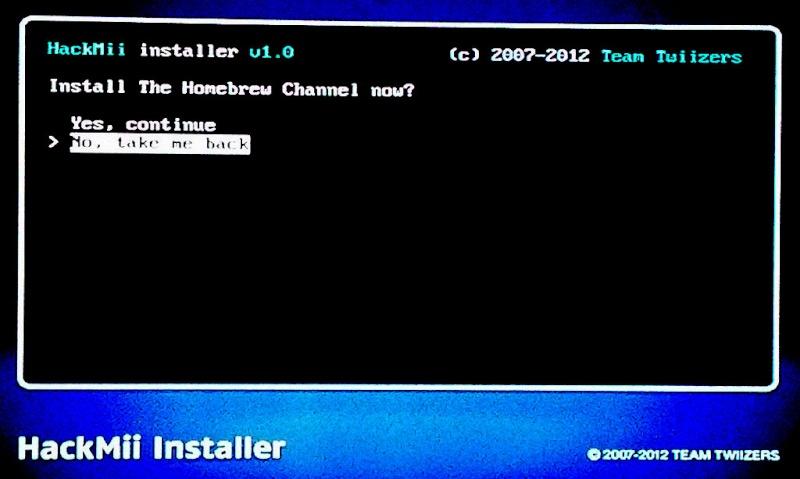Modifica Wii [Guida all'installazione] Hackmi10