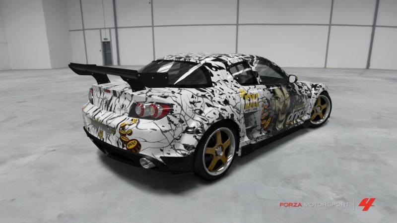 Mazda - RX-8 R3 '11 - Formula Drift Mazda_17