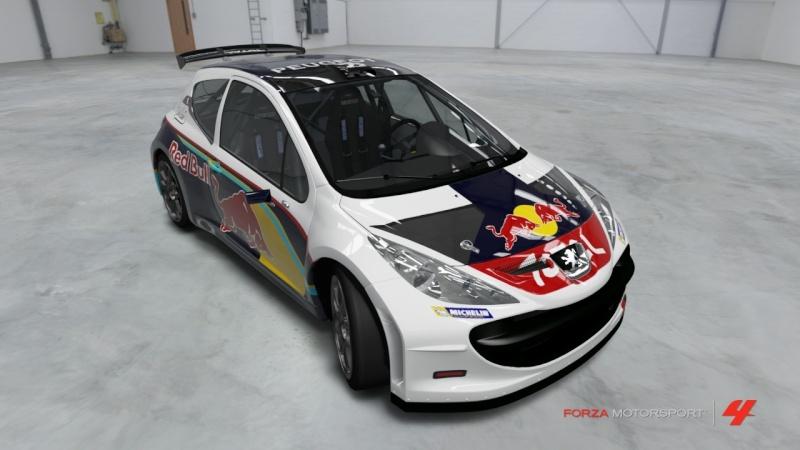 Peugeot - 207 Super 2000 - 2007 - S. Loeb Pikes Peak '13 Peugeo15