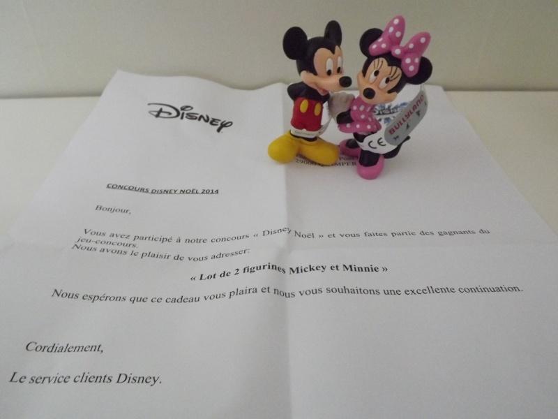 Grand jeu concours Disney de Noël  - Page 4 Dscf5113