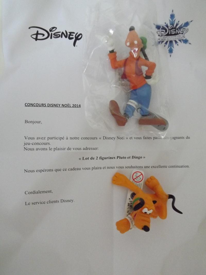 Grand jeu concours Disney de Noël  - Page 4 Dscf5115