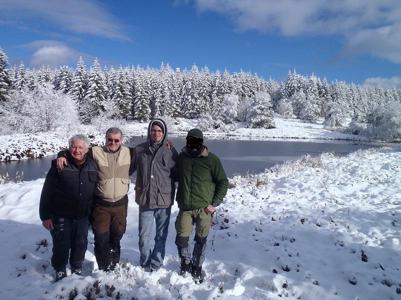 Stage Base de la survie Grand froid du 17 et 18 janvier 2015 P1172710