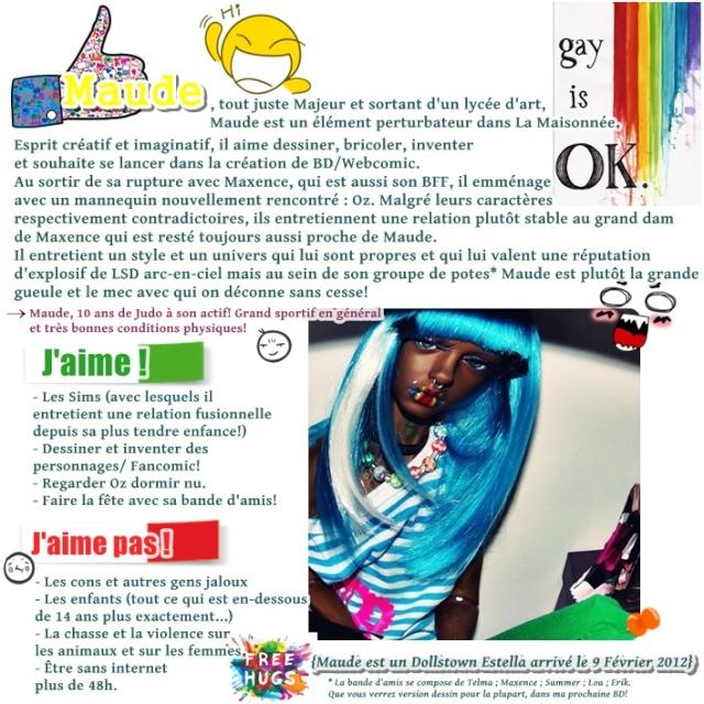 La Maisonnée ☼ Candy et Mimi ! [Minifee et Furet !](p.28) Maude_11