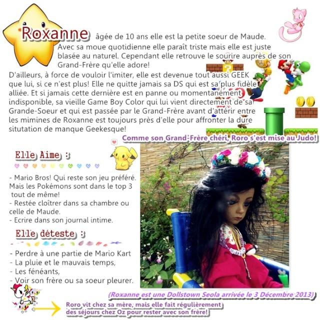 La Maisonnée ☼ Candy et Mimi ! [Minifee et Furet !](p.28) Roxann10