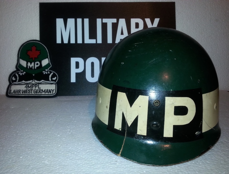 Canadian helmet 4-MP PL 2015-015