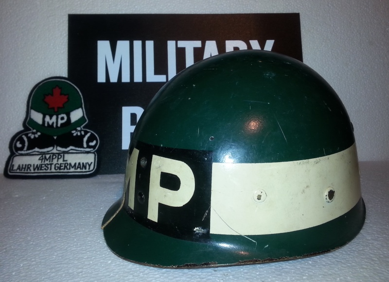 Canadian helmet 4-MP PL 2015-016