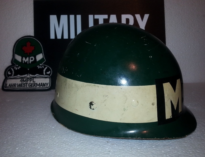 Canadian helmet 4-MP PL 2015-017