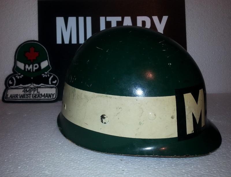 Canadian helmet 4-MP PL 2015-017